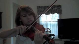 Final Fantasy X Suteki Da Ne Violin Cover
