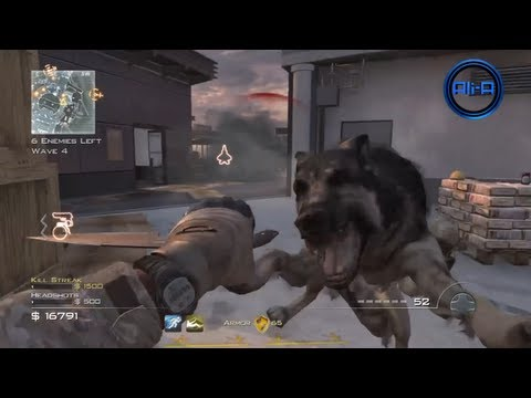 "MW3 - Overwatch ""Survival Mode"" Wave 30+ Part 1! - (Call of Duty ""Modern Warfare 3"" Gameplay)"