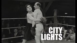 Charlie Chaplin - City Lights (Trailer)