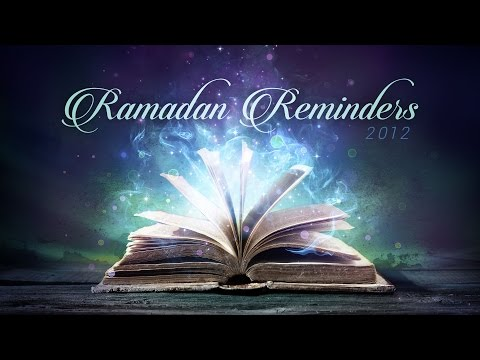 Ramadan Reminder Day 11 - Surah at-Tawbah: Are you truthful to Allah? - Yasir Qadhi | July 2012