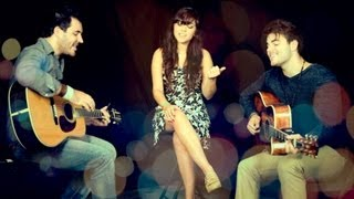 Treasure - Alyssa Bernal, Andy Lange, Josh Golden (Bruno Mars Cover)