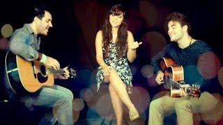 Treasure - Alyssa Bernal, Andy Lange, Josh Golden (Bruno Mars Cover)