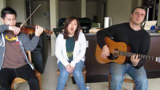 Doesn't Mean Anything - Alicia Keys by Jennifer Chung ft. Paul Dateh & Ken Belcher