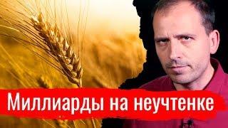 Сельское хозяйство: Миллиарды на неучтенке (14.11.2019 20:44)