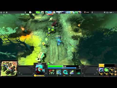 DotA 2: First Blood Gameplay - UCKy1dAqELo0zrOtPkf0eTMw
