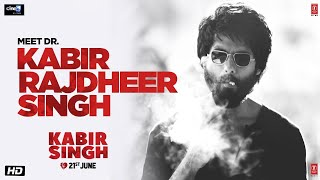 Kabir Singh: New Dialogue Promo