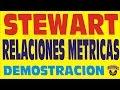EL TEOREMA DE STEWART  DEMOSTRACION