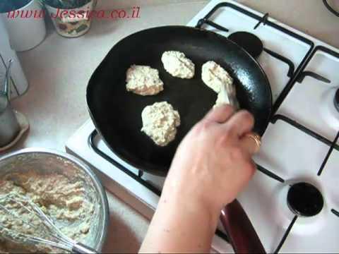 איך ג'סיקה מכינה פנקייק כשר לפסח