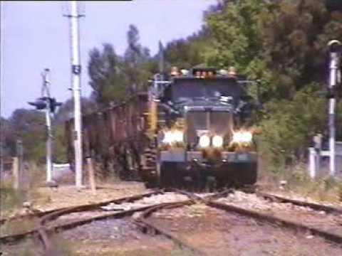 RTL 1 in Gippsland Part 1 (Western Star locomotive)