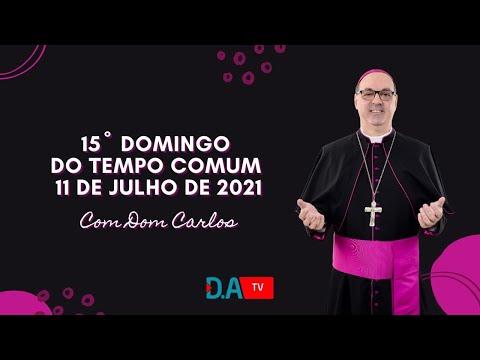 15º DOMINGO DO TEMPO COMUM