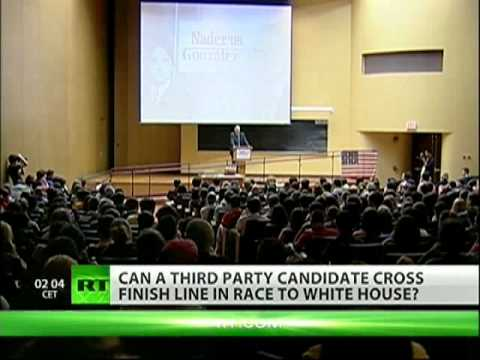 Rise of Third Party Candidate