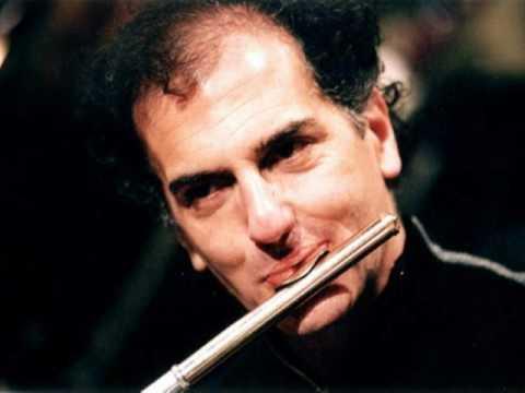 Carl Phillipe Emmanuel Bach   Hamburg Sonata in G Claudio Barile  - Mario Videla - live 2001-