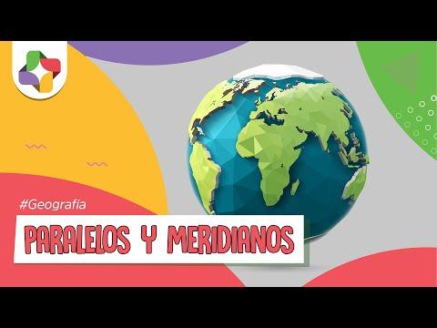 Paralelos y Meridianos -b8YM4NIaSoc