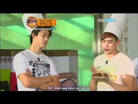 [Vietsub - 2ST] [110917] 2PM Show Ep 10 Part 5