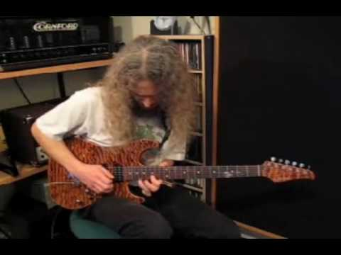 Smokin' Robben Ford style fusion.wmv