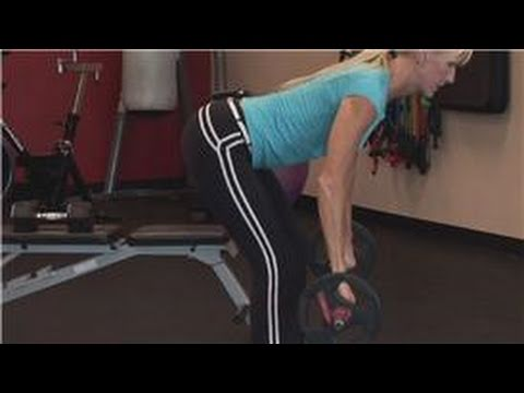 Personal Fitness Tips : Exercise Techniques for Getting Rid of Back Fat