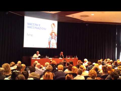 Quando i vaccini uccidono: intervento di Giorgio Tremante al Congresso dei Pediatri italiani