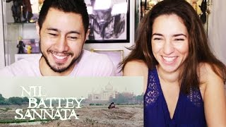 NBS trailer reaction review by Jaby & Joanna!