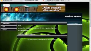 Diseñar Tu Paginawebgratis.es.tl