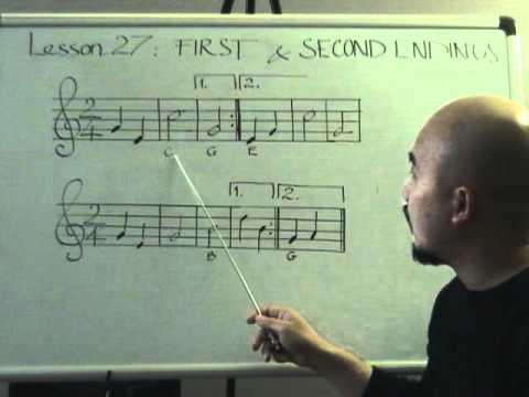 Nhạc lý căn bản - Bài 27