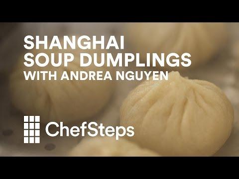 How to Make Shanghai Soup Dumplings, with Andrea Nguyen - UCxD2E-bVoUbaVFL0Q3PvJTg
