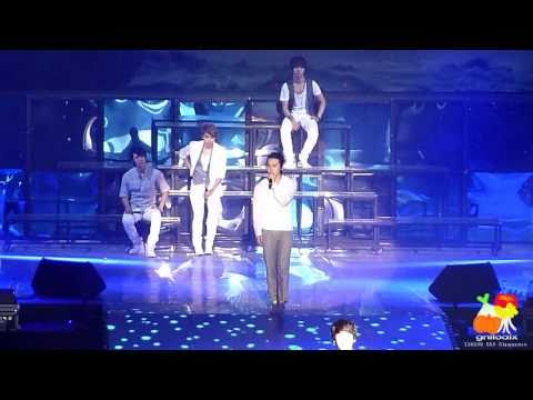 [Fancam] 110130 Super Junior SS3 Singapore - In My Dream