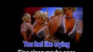 Sha la la la la - karaoke ( only beat )