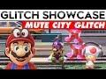MUTE CITY GLITCH (Silent New Donk City)| Mario Odyssey Glitch Showcase