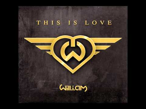 will.i.am ft. Eva Simons - This is Love  - NEW SONG 2012