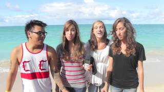 """Call Me Maybe for a Good Time"" - [Carly Rae Tribute] AJ Rafael ft The Gardiner Sisters"