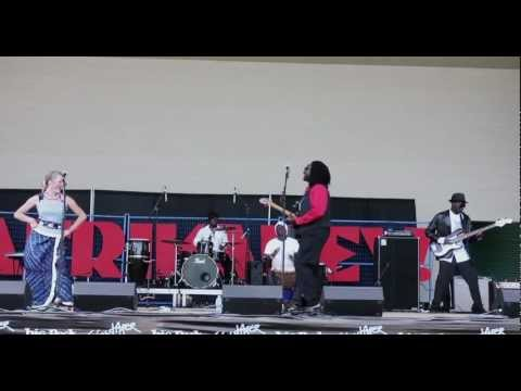 David J David Band Promo Video.