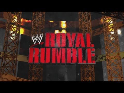 RAW IS WAR - Royal Rumble 2012