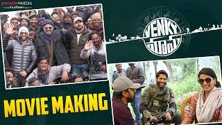 Venky Mama Movie Making
