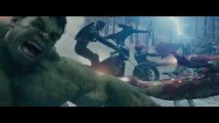 《復仇者聯盟2:奧創紀元》準備去看了沒,放映前最後一段預告。