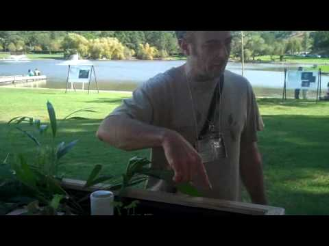 Aquaponics Introduced to Bioneers 2009, San Rafael California