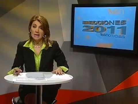 Corte informativo TVC Noticias - Elecciones 2011 (19:00 horas)