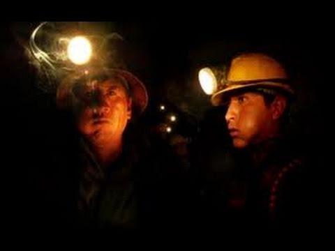 The mines of Potosi