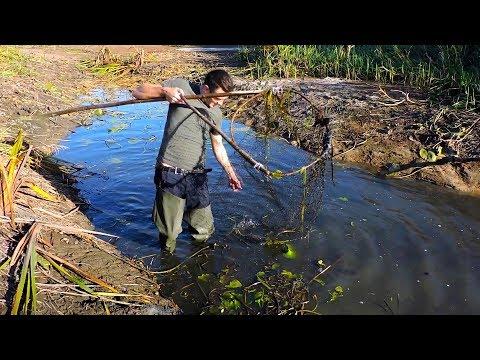 подъемка для ловли рыбы видео