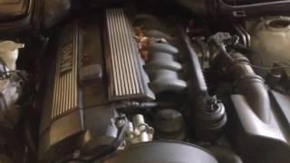 ДВС (Двигатель) BMW 5-series (E39) Артикул 900049381 - Видео