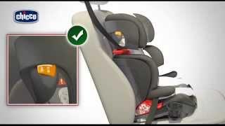 Автокресло Oasys 23 FixPlus - Группа 2/3 (15 - 36 кг) - видео по установке