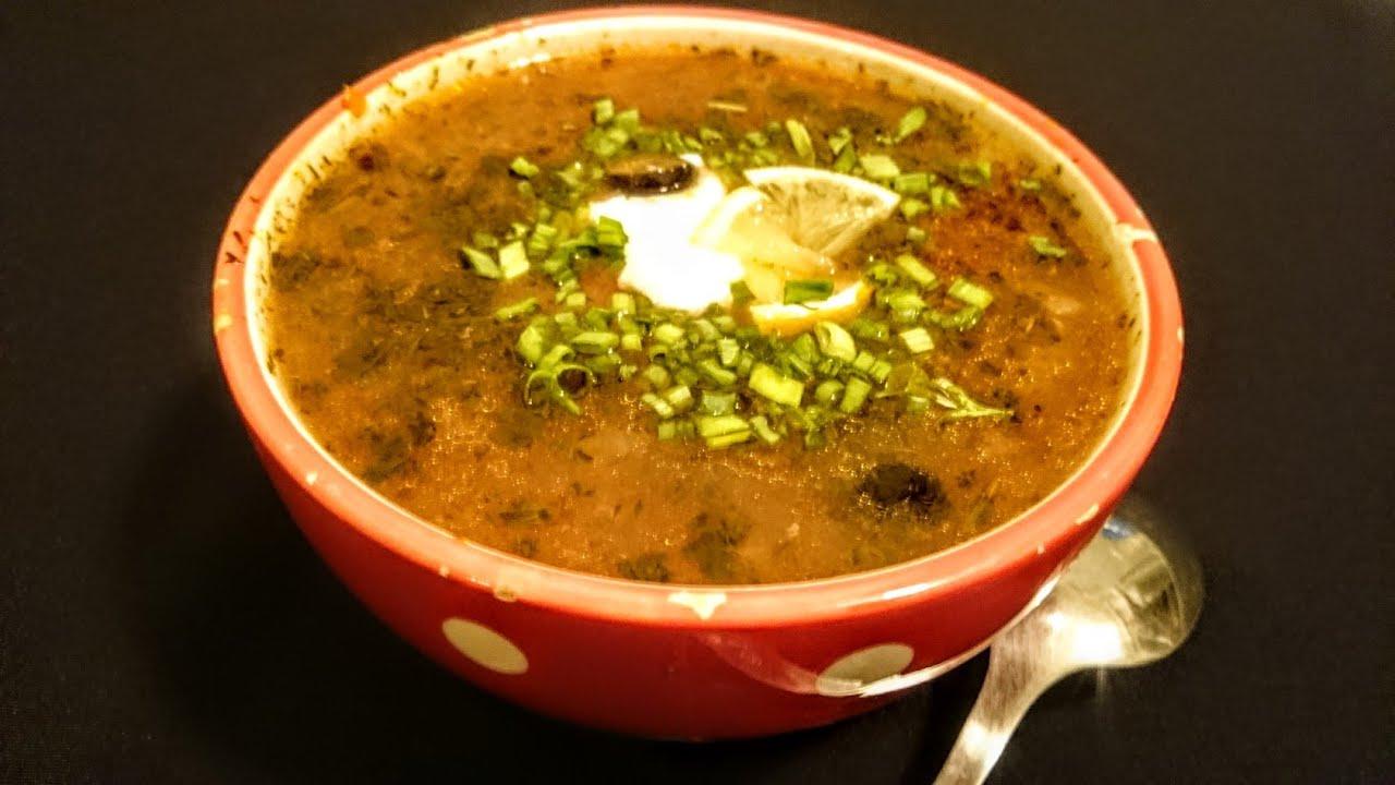 Как приготовить солянку не суп в домашних условиях 649