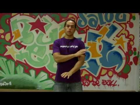 Tutorial Poppin' - Contracciones / Pop