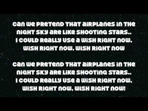 Airplanes - BoB ft. Eminem & Hayley Williams (of Paramore) [Lyrics]
