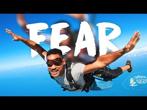 What Skydiving Taught Me About Fear | STORYTIME