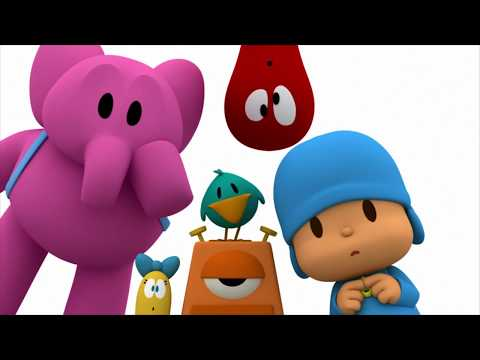 Let's Go Pocoyo ! - Pato, the Postman (S01E05)