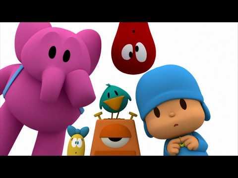 Let's Go Pocoyo ! - Pato, the Postman (S01E05)