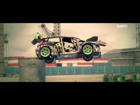 DiRT3-JOYRIDE-DC COMPOUND-4-DISASTROUS TUMBLE