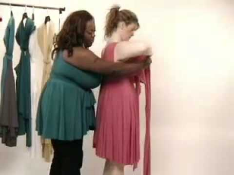 MonifC Convertible Dress Instructional Video