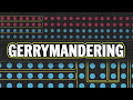 Фрагмент с конца видео Gerrymandering, explained
