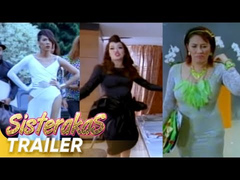 SISTERAKAS Official Trailer